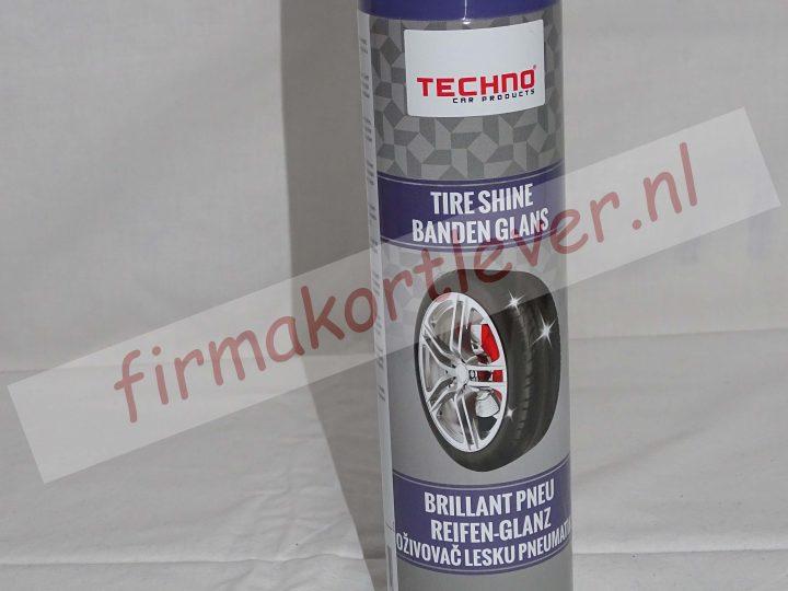Techno tire shine banden glans