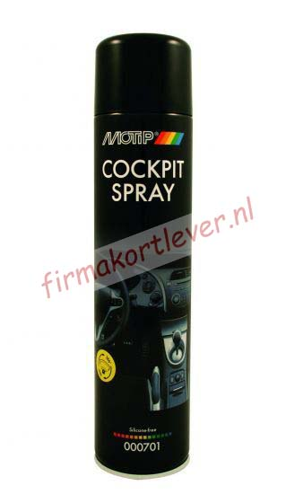 Motip Cockpit spray
