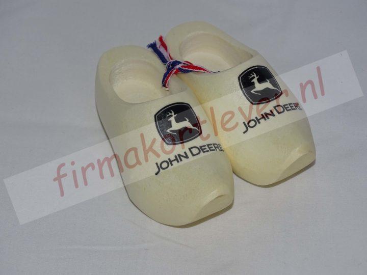 Dashboard klompjes met John Deere logo