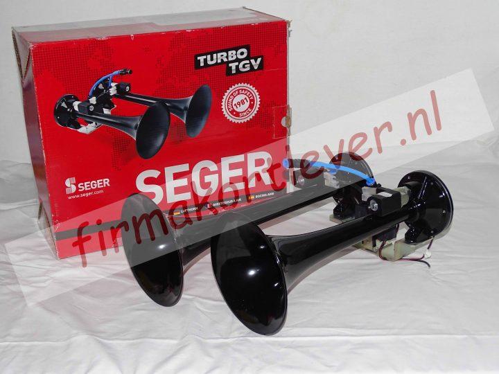 Seger turbo TGV 24 Volt