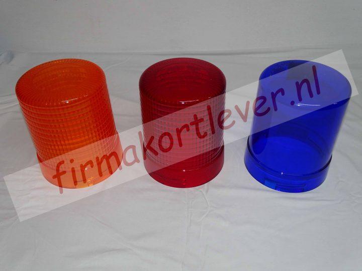 Hella zwaailampkap KL700 oranje, rood en blauw
