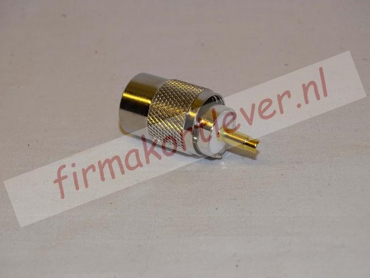Kabelplug aansluitmateriaal voor 27 MC