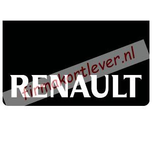 Spatlap voorbumper RENAULT kort model diverse kleuren