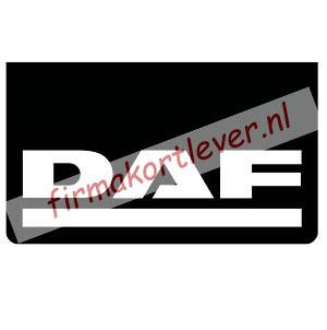 Spatlap voorbumper DAF kort model diverse kleuren