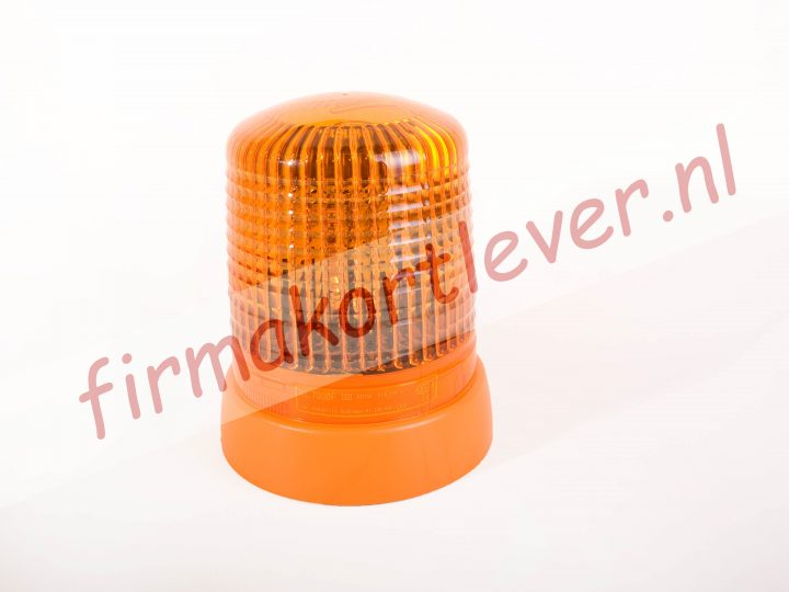 Hella zwaailamp KL7000F oranje optiek