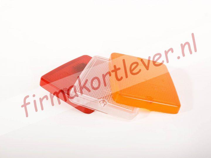 Hella Bloklicht lens diverse kleuren