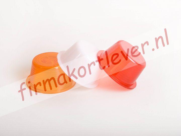 Zweedse breedtelamp lens diverse kleuren
