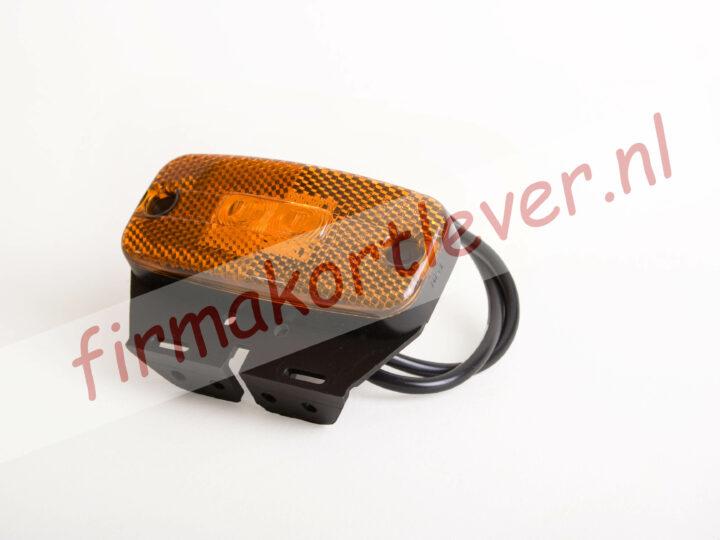 Hella Valuefit LED Positielamp oranje 9/36v