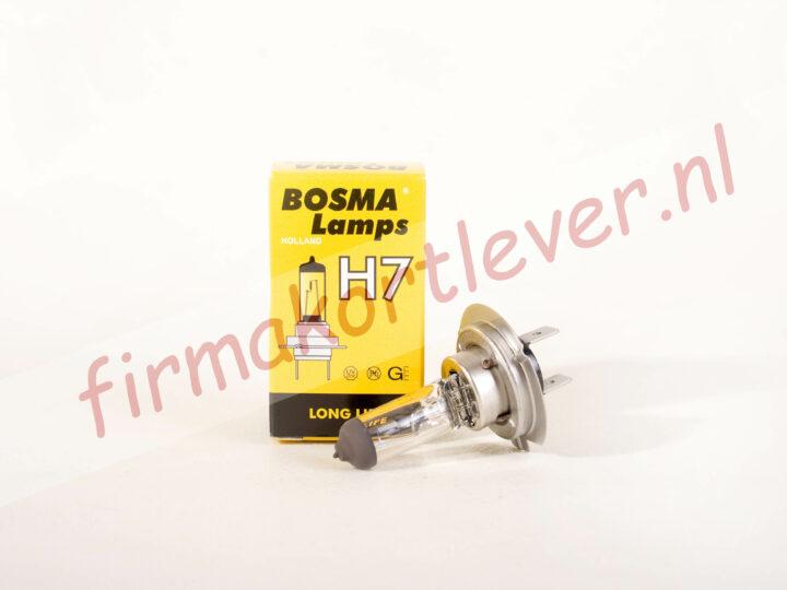 Bosma lamp H7 12V