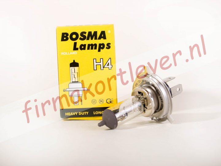 Bosma lamp H4 12V