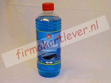 All Ride screenwash winter 1ltr concentraat -60