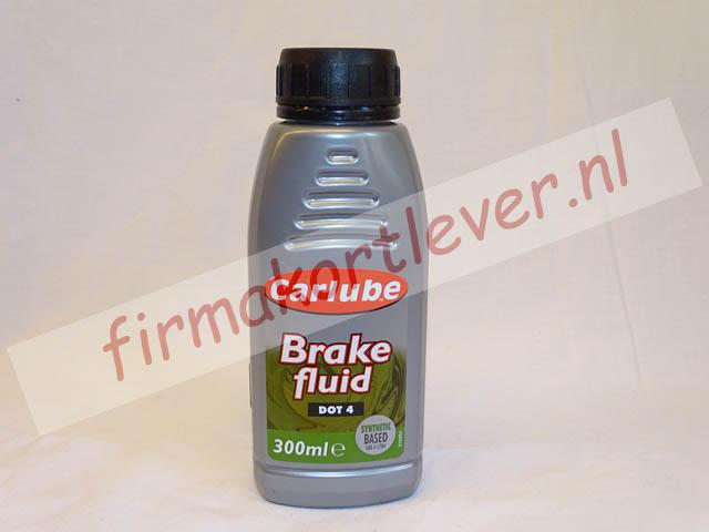 CarLube olie dot4 remvloei
