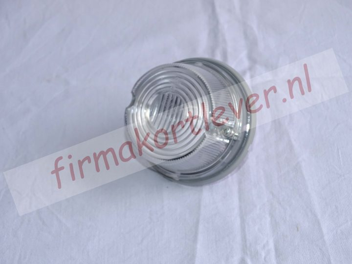 Hella markeringslamp rond wit