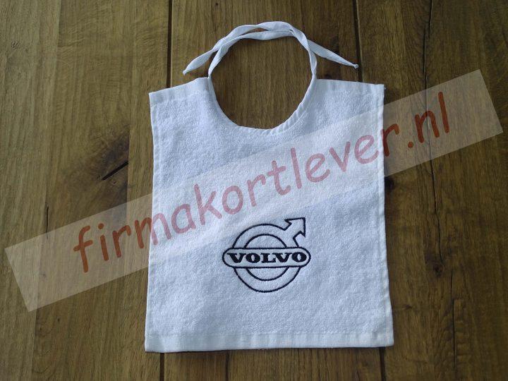 Slab met Volvo logo
