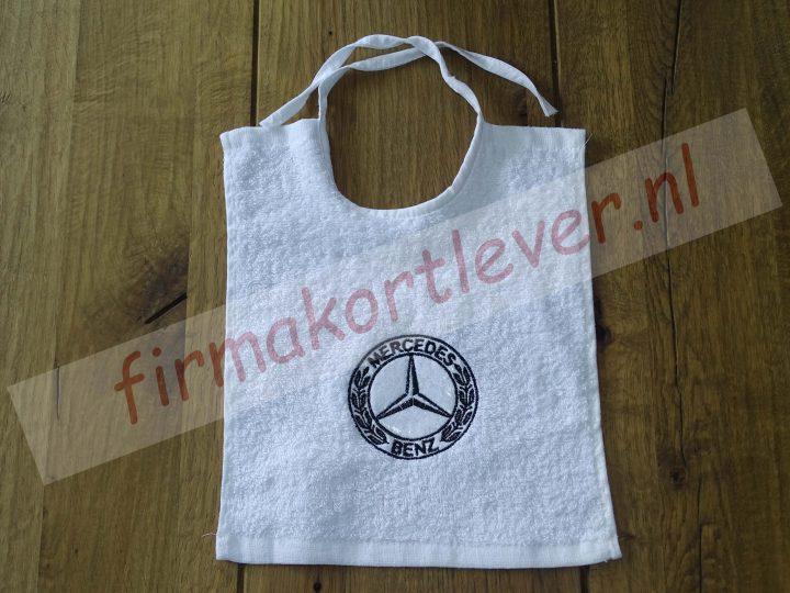 Slab met Mercedes logo