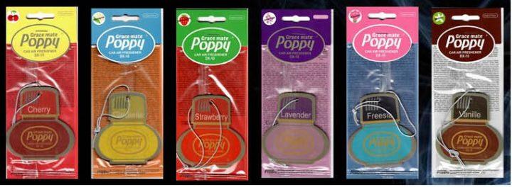 Poppy geurhanger