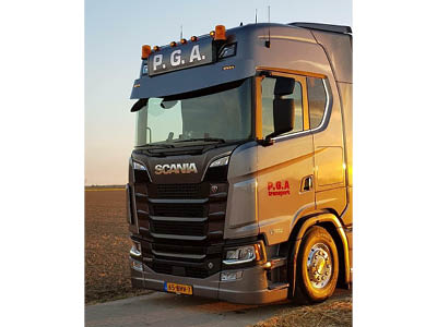 Scania Next Gen R/S-serie hoekschild groot model