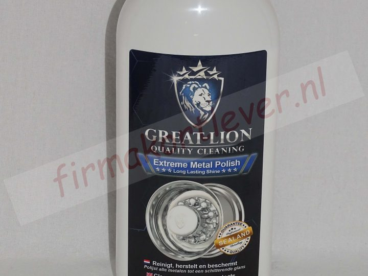 Great-Lion Extreme Metal Polish 450gr